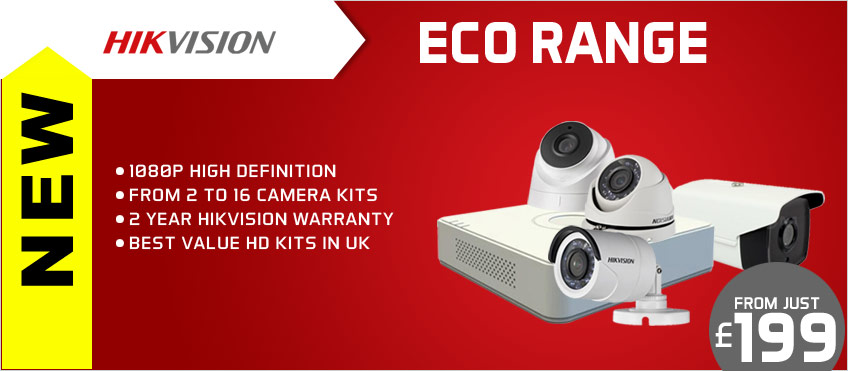 Hikvision Eco HD Kits