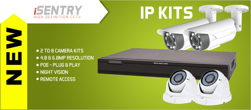 iSentry IP Kits