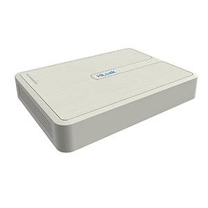 ANP08B-P HiLook by Hikvision 8 Channel 4MP Mini NVR with 8 PoE Ports