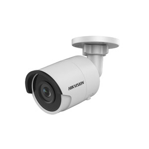 DS-2CD2085FWD-I Hikvision 8MP (UHD 4K) 120dB WDR IP Mini Bullet Camera with 30m IR Night Vision & PoE (EasyIP 3.0)