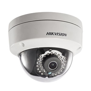 DS-2CD2142FWD-I Hikvision 4.0 MegaPixel 120dB WDR IP Indoor Dome Camera with 30m IR Night Vision & PoE