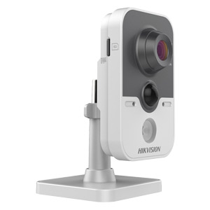 DS-2CD2442FWD-IW Hikvision 4.0 MegaPixel IP Cube Camera with 10m Night Vision & PoE (WiFi)
