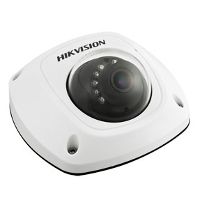 DS-2CD2542FWD-IWS Hikvision 4.0 MegaPixel 120dB WDR IP Dome Camera with 10m IR Night Vision, Built in Mic & WiFi