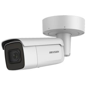 DS-2CD2655FWD-IZS Hikvision 5MP 120dB WDR IP Motorised Zoom Bullet Camera with 50m EXIR & PoE (EasyIP 3.0)