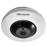 DS-2CD2942F-IWS Hikvision 4.0 MegaPixel IP Fisheye Camera with 10m Night Vision, Wifi & PoE