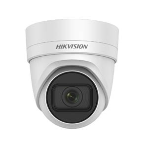 DS-2CD2H85FWD-IZS Hikvision 8MP 120dB WDR IP Motorised Zoom Turret Camera with 30m EXIR & PoE (EasyIP 3.0)