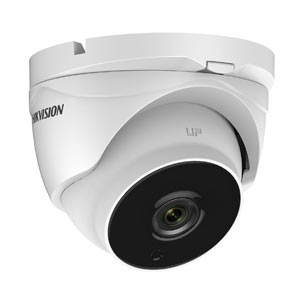 DS-2CE56H1T-IT3Z Hikvision HD-TVI 5MP Motorised Zoom Turret Camera with 40M EXIR Night Vision (Turbo4.0)