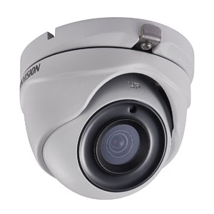 DS-2CE56H0T-ITME Hikvision HD-TVI 5MP Mini Dome Camera with 20M EXIR Night Vision (PoC)
