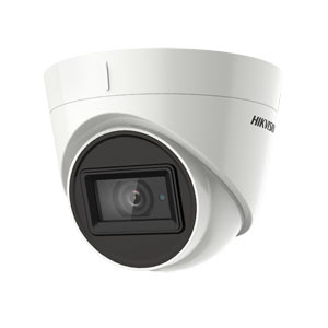 DS-2CE78U1T-IT3F Hikvision HD-TVI 8MP (4k UHD) Turret Camera with 60M EXIR Night Vision