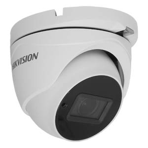 DS-2CE79U8T-IT3Z Hikvision HD-TVI Ultra Low Light 8MP (4k UHD) Motorised Zoom Turret Camera with 80M EXIR Night Vision