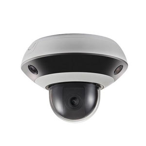 DS-2PT3326IZ-DE3 Hikvision 3x 1080P PanoVu series panoramic and PTZ camera with 10m Night Vision and Hi PoE