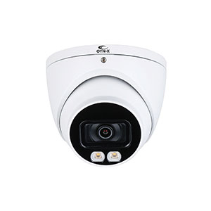 Eagle 5MP HD-CVI 24/7 Colour View Turret Camera with Built in Mic (AoC)