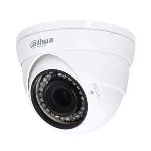HAC-HDW2220R-VF Dahua HD-CVI 1080P Manual Zoom Dome Camera with 30M Night Vision