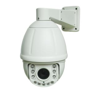 HDT1080PTZ18v2 iSentry 1080P Full HD Pan Tilt and 18X Zoom HD-TVI Camera with 100M Night Vision