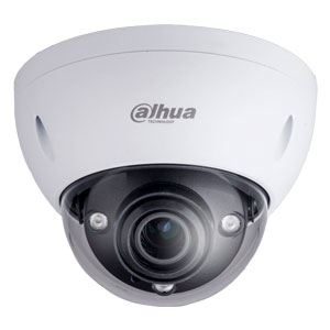 IPC-HDBW5421E-Z Dahua 4.0MP WDR Motorised Zoom IP Dome Camera with 50m IR and PoE