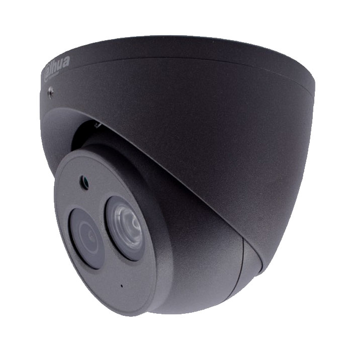 Dahua 4 Mp 120db Wdr 8ch Ip Cctv System With 6 Turret Cameras With Audio