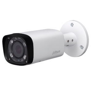 IPC-HFW2421R-ZS-IRE6 Dahua 4MP 120dB WDR Motorised Zoom IP Bullet Camera with 60m Night Vision & PoE