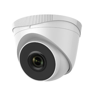 IPC-T250H HiLook by Hikvision WDR 5MP H.265 IP Turret Camera with 30m Night Vision & PoE