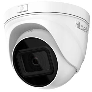 IPC-T651H-Z HiLook by Hikvision 120dB WDR 5MP H.265 Motorised Zoom IP Turret Camera with 30m Night Vision & PoE