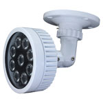 100 Metre range IR LED Array illuminator