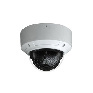 MVANVIP-5-VW OYN-X 5MP 120dB WDR Motorised Zoom IK10 Vandal Dome IP Camera with 30m Night Vision & PoE