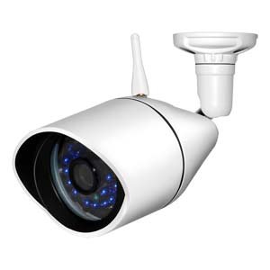 720P HD Digital Wireless Camera (Add on camera Only) - White