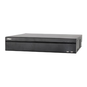 NVR4832-16P-4KS2 Dahua Ultra HD 4K 32 Channel Network Video Recorder with 16 PoE ports