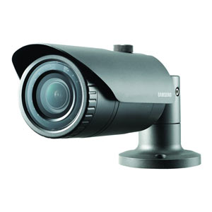 QNO-7080R Samsung WiseNetQ 4MP Motorised Zoom IP Camera with 30m Night Vision and PoE