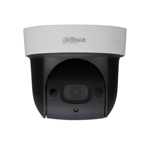 SD29204T-GN Dahua 1080P 4X Zoom Indoor Mini PTZ IP Camera with 30m Night Vision, Audio & PoE