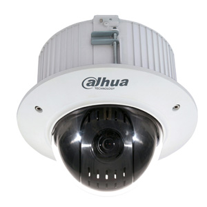 SD42C212I-HC Dahua HD-CVI 1080P In-Ceiling Mount Mini 12X Pan Tilt & Zoom Camera