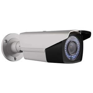 THC-B220-V HiWatch by Hikvision HD-TVI 1080P Manual Zoom Bullet Camera with 40M IR Night Vision