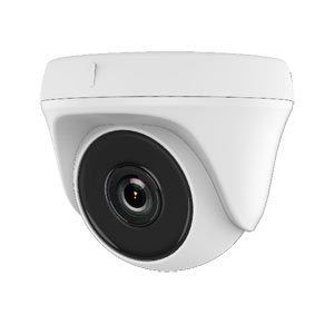 THC-T120 HiWatch by Hikvision HD-TVI 1080P Dome Camera with 20M EXIR Night Vision