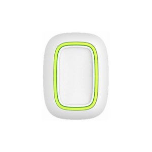 Ajax White Wireless Panic Button