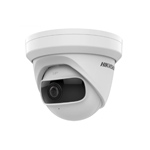 Hikvision DS-2CD2345G0P-I 4MP 180° Super Wide Angle IR Fixed Turret Network Camera