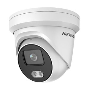 Hikvision DS-2CD2347G1-L ColorVu 4MP Fixed Lens Full Time Colour Turret Camera (2.8mm)