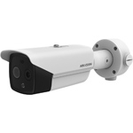 Hikvision DS-2TD2617B-6-PA Fever Screening Thermographic Bullet Camera, 6.2mm Lens