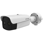 Hikvision DS-2TD2636B-15-P Fever Screening Thermographic Bullet Camera, 15mm lens (2.5-9.0m Detection Range)