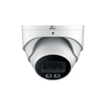 Oyn-x Eagle 4MP 24/7 Colour View Fixed Lens PoE Network Turret White Camera with Built in Mic