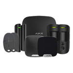 Ajax Hub2kit1 Black Intruder Alarm Kit