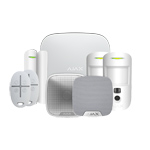 Ajax Hub2kit1 White Intruder Alarm Kit