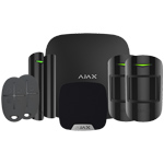 Ajax HubPluskit2 Black Intruder Alarm Kit