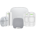 Ajax HubPluskit2 White Intruder Alarm Kit