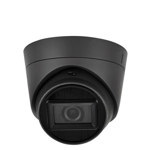SPRO 8MP 2.8MM Smart IR Grey Dome Camera with 60M IR Distance