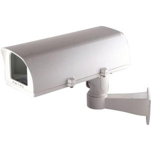 Metro Cable managed external camera housing 12v DC or 24v AC